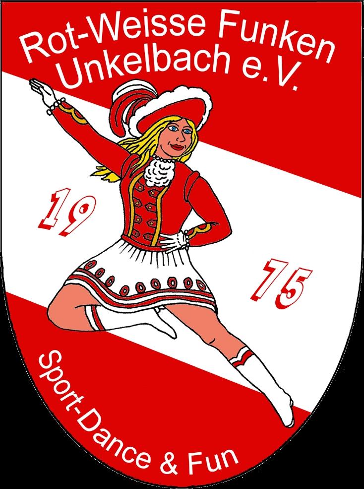 Wappen Rot-Weisse Funken Unkelbach